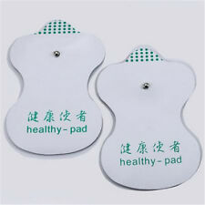 20PCS White Electrode Pads For Tens Acupuncture Digital Therapy Machine Massager