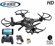 Drone Quadrocopter with HD CAMERA WIFI - Live Transmission 4.5 Channel