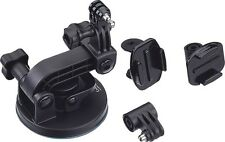 GoPro - Suction Cup Mount 2 - Black 424235