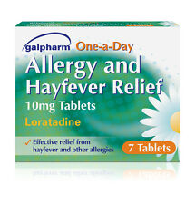 Galpharm Allergy and Hayfever Relief Tablet Loratadine 10mg Qty As You Need