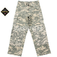 Military Army ECWCS Cold Weather Camouflage ACU GORETEX PANTS Trousers S M L XL