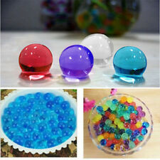 Magic Plant Decor Comely Plant Flower Crystal Mud Soil Balls Water Beads