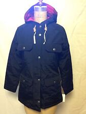 Woolrich Womens Advisory Mountain Parka 15194 Black New With Tags