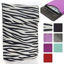 Universal 7 Tablet Slim Sleeve Case Cover made of Synthetic Leather