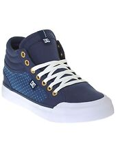 DC Evan Smith Blue-Brown-White TX - Special Edition Womens Hi Top Shoe