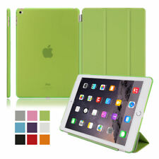Ultra Slim PU Leather Smart Stand Case Cover Wake/Sleep for Apple iPad 6 Air 2