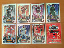 MATCH ATTAX 2012 2013 Limited edition hundred 100 Club 12 13  Choose from list