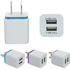 2.6A 2/4in1 Port USB US Plug Home Travel Wall Charger AC Power Adapter For Phone
