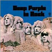 DEEP PURPLE - Deep Purple In Rock CD ** Excellent Condition RARE **