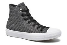 Women's Converse Chuck Taylor All Star II Hi W Hi-top Trainers in Grey