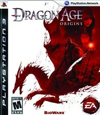 Dragon Age Origins -- Playstation 3 PS3 -- VARIOUS CONDITIONS