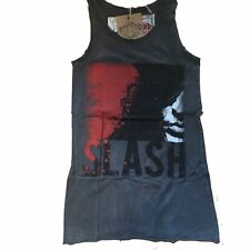SLASH (GUNS N' ROSES) - BY THE SWORD - OFFICIAL AMPLIFIED WOMENS VEST DRESS