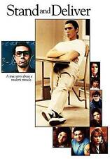 Stand and Deliver (DVD) Edward James Olmos Lou Diamond Phillips Brand New Sealed