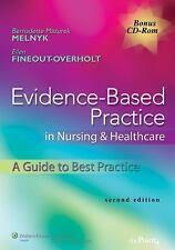 Evidence-Based Practice in Nursing and Healthcare A Guide to Best Practice 2nd E