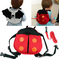 New Baby Kid Toddler Keeper Walking Safety Harness Backpack Leash Strap Bag