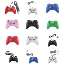 USB Wired / Wireless Dual Shock Vibration Gamepad Controller for Xbox 360 & PC