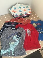 Boys 3-4 Years Tops And Jumpers Next Bundle