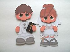 3D ~ U Pick - Boy Girl Communion Confirmation  Scrapbook Card Embellishment 2016