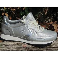 Scarpe Converse Auckland Racer OX 552686c woman Glitter Silver Limited Edition