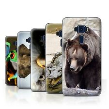 STUFF4 Back Case/Cover/Skin for Asus Zenfone 3 ZE552KL/Wildlife Animals