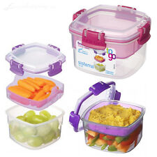 Foods Storage Containers Snacks Sandwiches Etc Microwave Safe Stay Fresh Longer