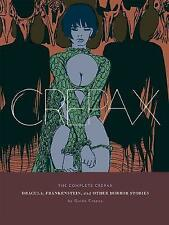 Crepax Dracula, Frankenstein, and Other Horror Stories ' Crepax, Guido
