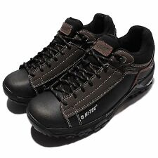 Hi-Tec Trail OX Low I WP Michelin Black Men Outdoors Walking Shoes Hiking Boots