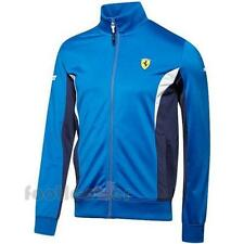 Sweatshirt Puma SF Track Jacket 761567 04 man zip blue
