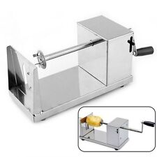 Manual Stainless Steel Twisted Potato Slicer French Fry Vegetable Cutter I#
