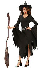 Halloween Costume All Black Gothic Witch Halloween Costume Women Costume