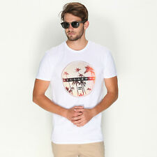 New Billabong Periscope Siesta T-Shirt in White | Tees Mens Tees