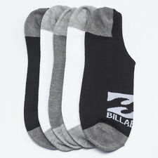 Billabong Invisble 5pk Socks