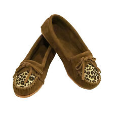 Isotoner Women's Smartzone Microsuede Indoor/Outdoor Slippers - Dk Chocolate