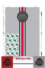 Ohio State Buckeyes Fanatic Baggo Bean Bag Toss Portable Cornhole Tailgate Game