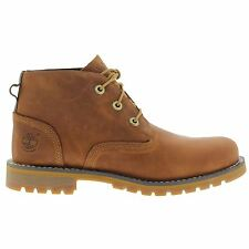 Timberland Larchmont Waterproof Chukka Brown Mens Boots