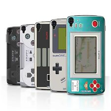 STUFF4 Back Case/Cover/Skin for Alcatel Idol OneTouch 3 5.5/Games Console