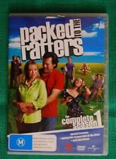 Packed To The Rafters : Season 1 (DVD, 2009, 6-Disc Set, 22 Episodes)