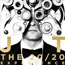 NEW!!  20/20 Experience by Justin Timberlake (CD, Mar-2013, RCA)
