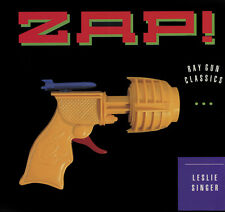 Zap! Ray Gun Classics- NEW-collectible book on toy Ray Guns with price guide