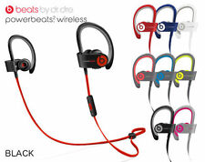 Apple Beats by Dr. Dre Powerbeats 2 Wireless Bluetooth Headphones New Sealed