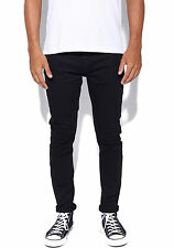 New LEE Mens Z-One Jean True Black
