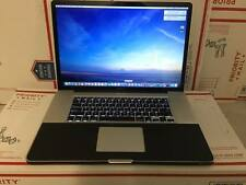 "CUSTOM 17"" APPLE MACBOOK PRO LAPTOP~QUAD CORE I7~ 2.5GHZ~16GB~1TB SSD HD~!!!"