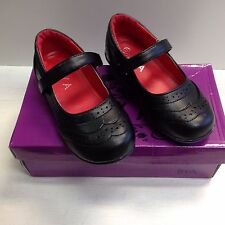 New Girls Comfort Strap Fashion Mary Jane Church/School Shoes Sz 9 to 4