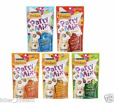 Friskies Party Mix Crunch Variety Pack Cat Treats 60g (2.1 oz.)