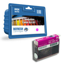 COMPATIBLE CANON BJI-201M MAGENTA PRINTER INK CARTRIDGE / FOR CANON BJC RANGE