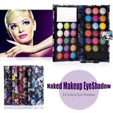 Naked Pallet Makeup EyeShadow Palette Make up Naked Tray Beauty 33 Color