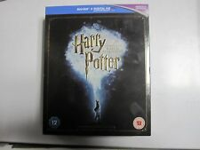 Harry Potter Complete 8 Film Collection Blue Ray 16 Discs 2016 Edition recorded