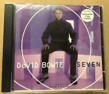 DAVID BOWIE Seven CD 3 of 3 CD Single 2000 (3 Tracks)