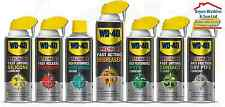 WD-40 Specialist Range High Performance Lubricants, Degreasers, PTFE, Sprays