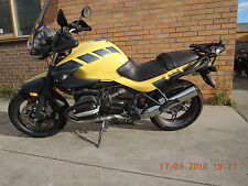 BMW R1150R VERY CLEAN BIKE ADVENTURE TOURER CHEAP R1150 YELLOW